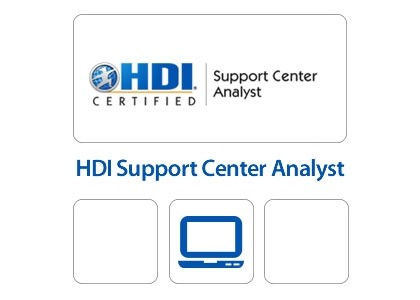 HDI®-Support-Center-Analyst